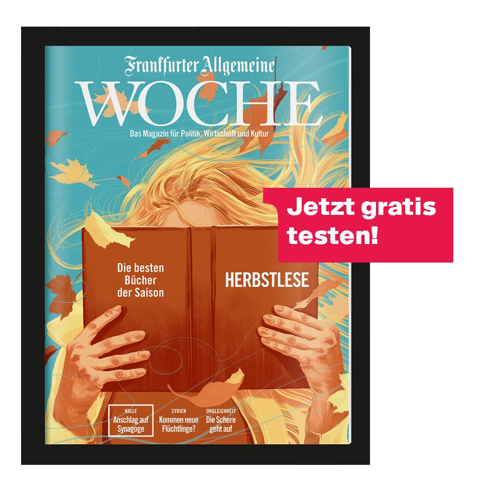 F.A.Z Wochenzeitung